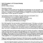 15-årsminnet av Estonias förlisning